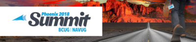 NAVUG Summit 2018