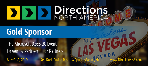 Directions North America 2019 in Las Vegas Nevada